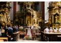 Wedding in Prague St. Jilji Church