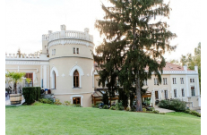 Wedding in Prague Chateau Havel