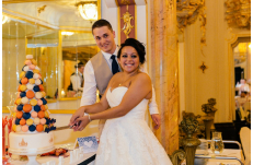 Wedding in Prague Neo-Baroque Ballroom