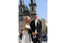 Wedding in Prague Elisabeth & Scott