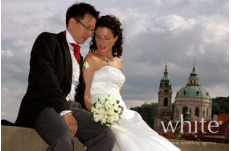 Wedding in Prague Jana & Tsz Wah