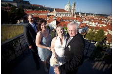 Wedding in Prague Kimberly & Stephan