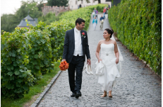 Wedding in Prague Preethika & Nicholas
