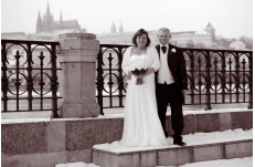 Wedding in Prague Ruth & David