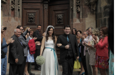 Wedding in Prague Samira & Meedo
