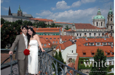 Wedding in Prague Sanjo & Benjamin