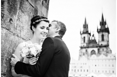 Wedding in Prague Tamila & Justin