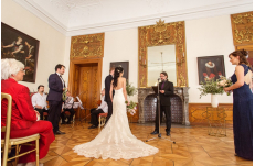 Wedding in Prague Velkoprevorsky palace