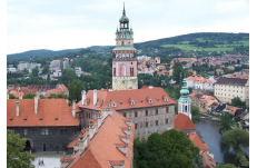 Wedding in Prague Cesky Krumlov Castle
