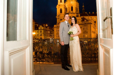 Wedding in Prague Photography