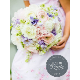 Style Me Pretty - Chateau Mcely Wedding (6/2014)