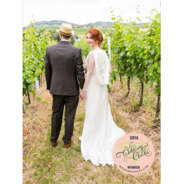 Weddingchicks - Wedding in the wine country (12/2014)