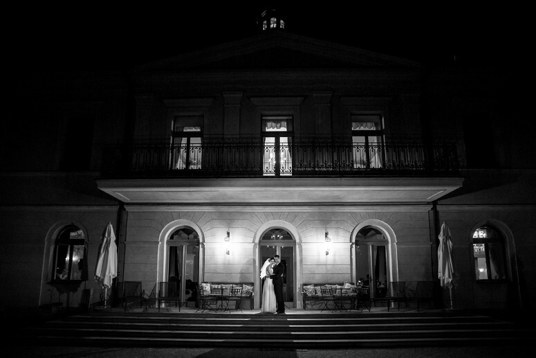 Wedding in Prague Spring Chateau