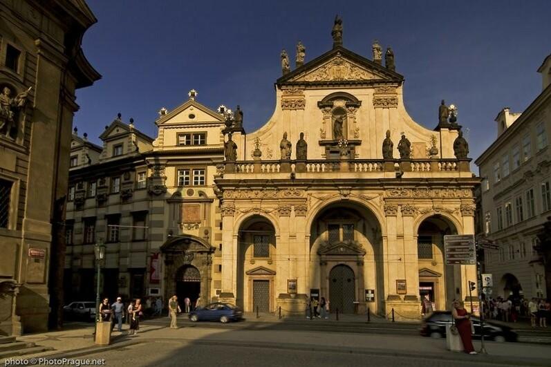 Mirror Chapel At Clementinum Wedding In Prague